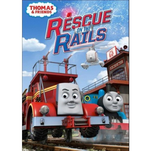 Thomas & Friends: Rescue On The Rails (DVD) [Thomas & Friends: Rescue On The Rails DVD]