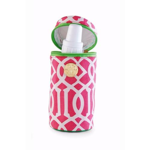 Pink Bottle Carrier