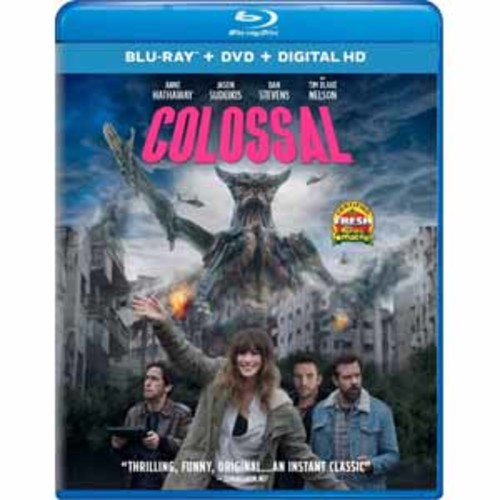 Colossal [Blu-Ray] [DVD] [Digital HD]