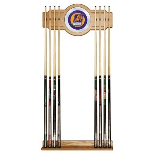 Phoenix Suns Billiard Cue Rack with Mirror
