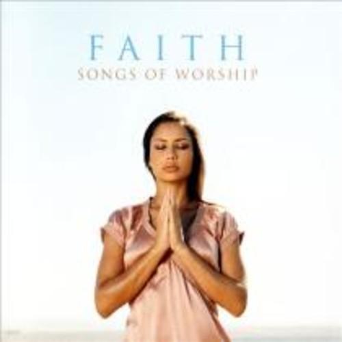 Faith: Songs of Worship [CD]