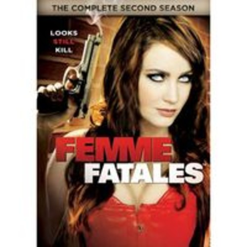 Femme Fatales: The Complete Second Season (3 Discs) (dvd_video)