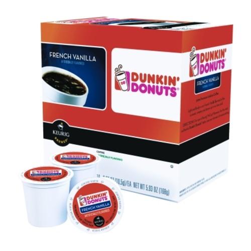 Keurig Dunkin' Donuts French Vanilla Coffee K-Cups 16 pk(120969)