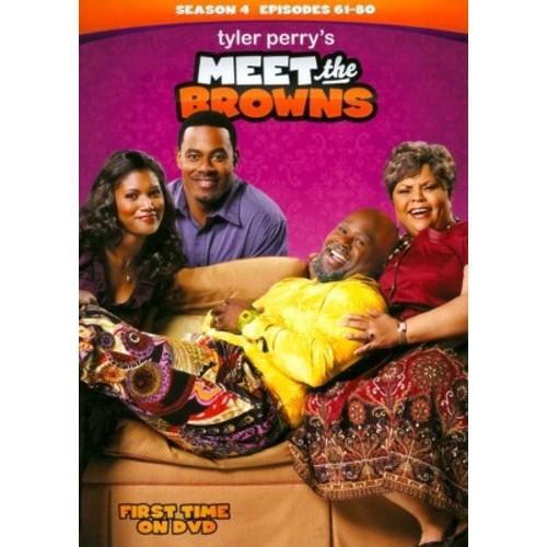 Tyler Perry's Meet the Browns: Season 4 [3 Discs]