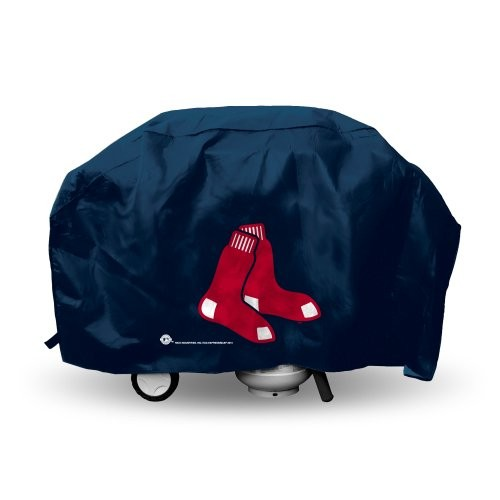 RED SOX GRILL COVER - ECONOMY