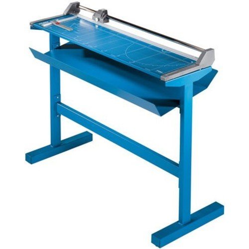 Dahle 558s Professional Rolling Trimmer With Stand, 51 1/8