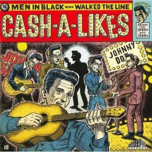 Various - Cash A Likes (CD)