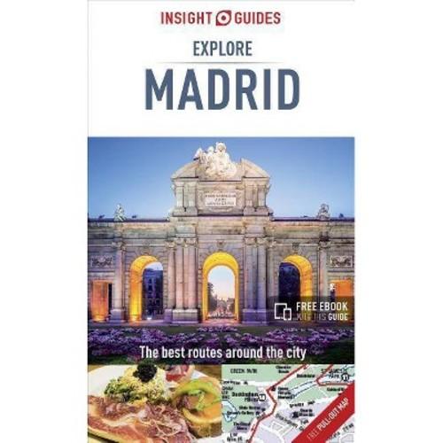 Insight Guides Explore Madrid (Paperback)