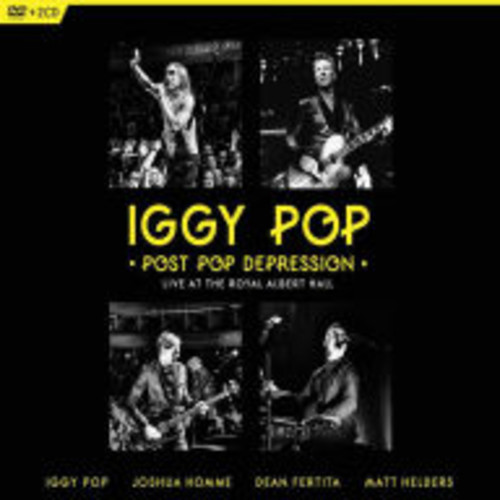 Iggy Pop: Post Pop Depression - Live at the Royal Albert Hall