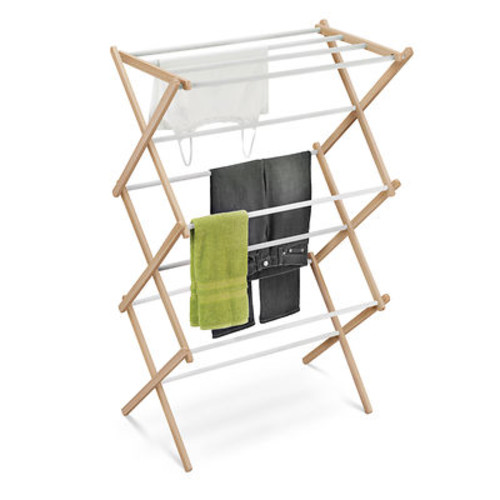 Honey-Can-Do Collapsible Wood Drying Rack
