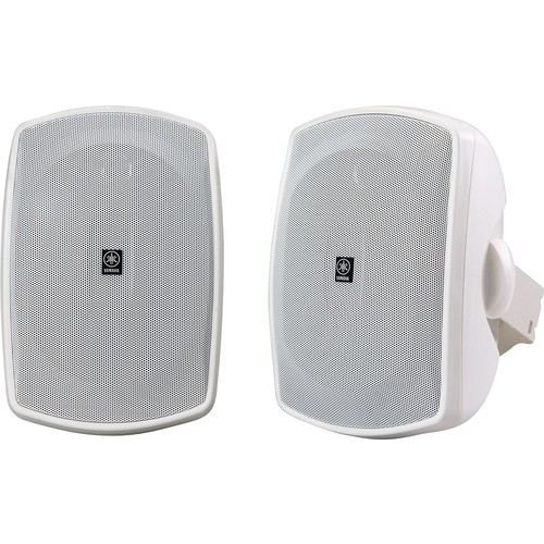 Yamaha Indoor/Outdoor Speakers - White