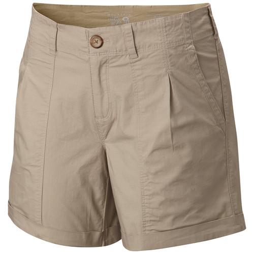 Mountain Hardwear Wandering Solid 6in Shorts