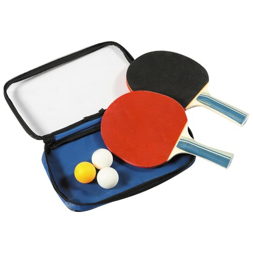 Hathaway Control Spin Table Tennis 2-Player Racket u0026 Ball Set