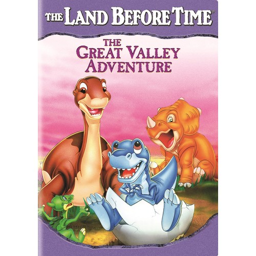 The Land Before Time II: The Great Valley Adventure [DVD] [1994]