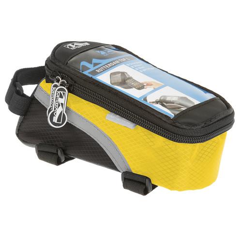 Ventura Rotterdam Smartphone Top Tube Bag in Yellow