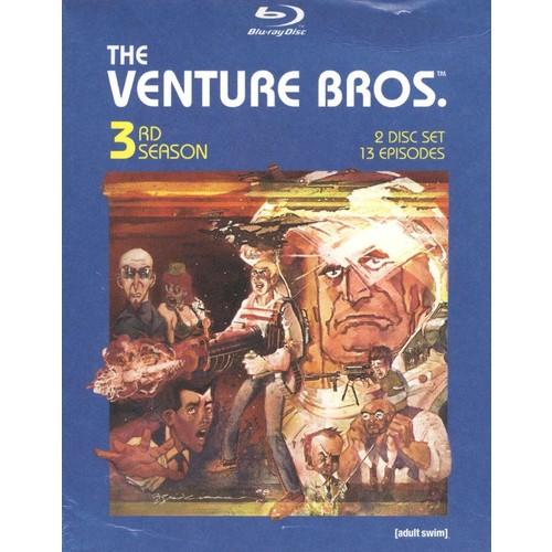 The Venture Bros.: Season Three [2 Discs] [Blu-ray]