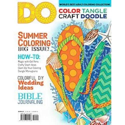 Do Magazine Color, Tangle, Craft, Doodle