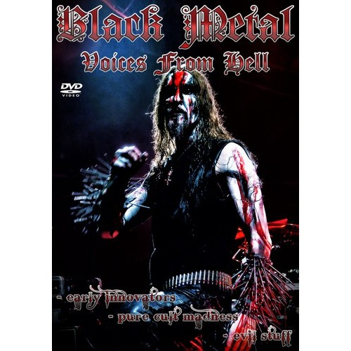 Black Metal: Voices from Hell [DVD] [Eng/Ger] [2012]