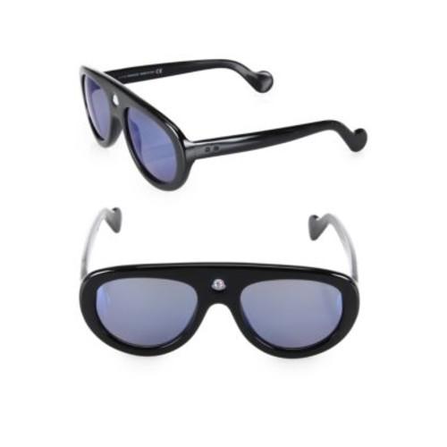 MONCLER Blanche 55Mm Shield Sunglasses