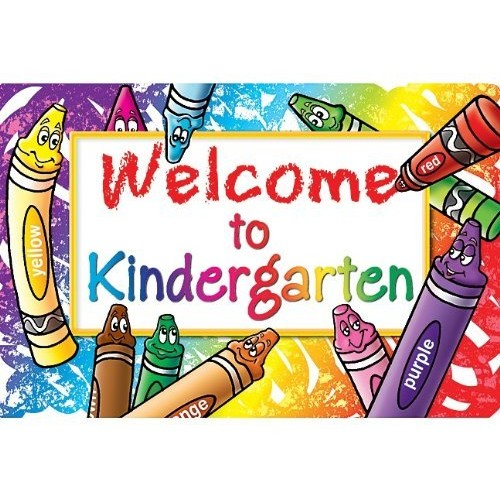 Teacher Created Resources Welcome to Kindergarten Postcards (4860)