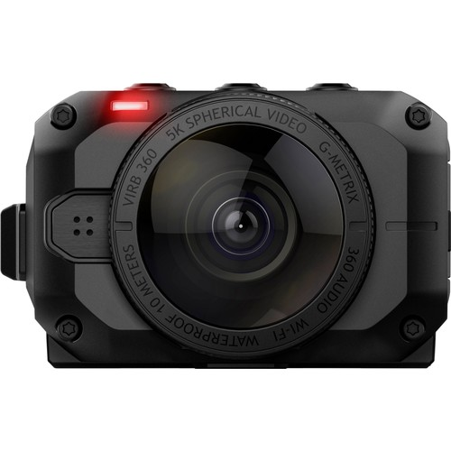 Garmin - VIRB 360 - 360 Degree Action Camera - Black