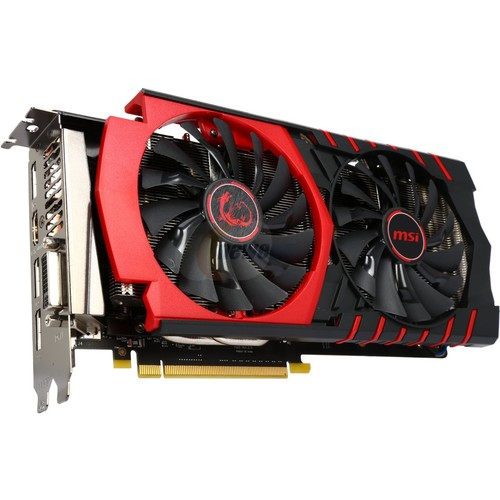 MSI GeForce GTX 960 DirectX 12 GTX 960 GAMING 2G 2GB 128-Bit GDDR5 PCI Express 3.0 x16 HDCP Ready SLI Support ATX Video Card