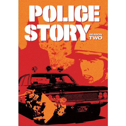 Police Story: Season Two [6 Discs] [DVD]
