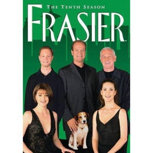Frasier: The Complete Tenth Season (DVD)