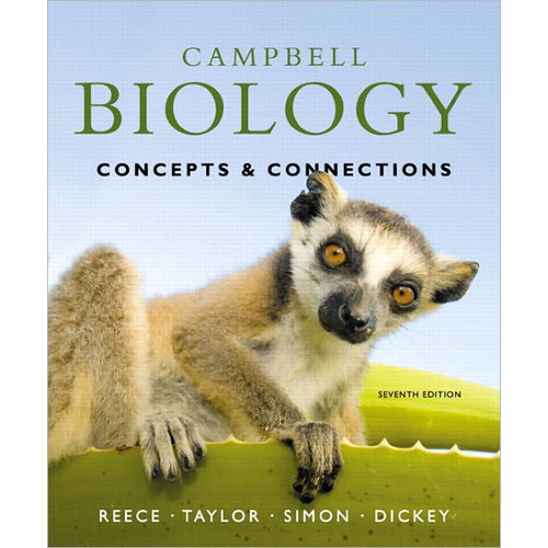 Campbell Biology: Concepts and Connections - With CD (NASTA Edition)