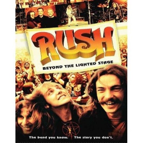Rush: Beyond the Lighted Stage [Blu-ray] WSE DHMA/DD5.1/DD2