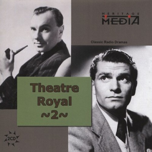 Theater Royal: American Classic Drama, Vol. 2 [CD]