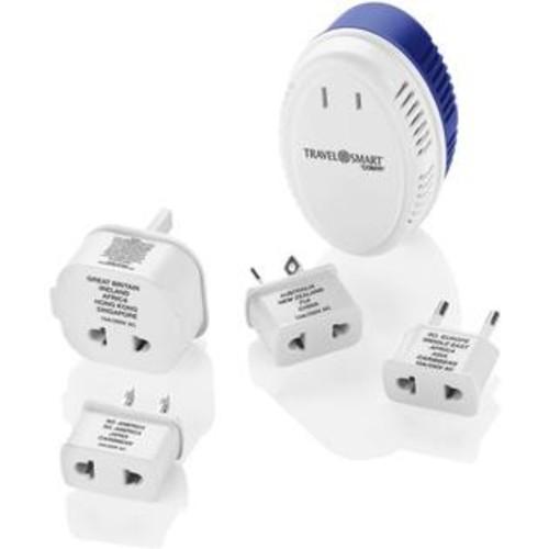 Conair Travel Smart by Conair 1875 Watt Converter w/ 5 Insulated Adapter Plugs
