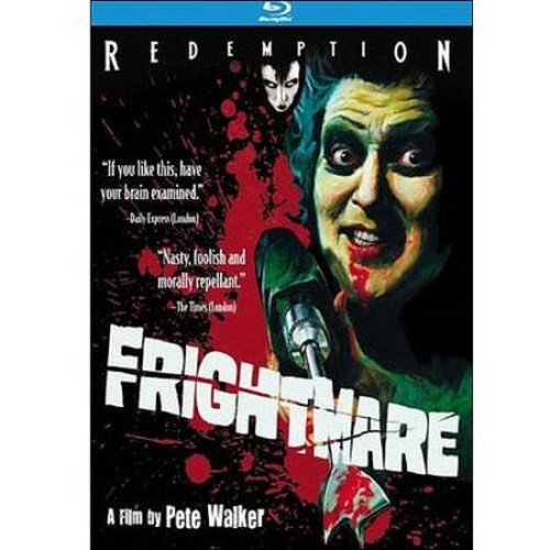 Frightmare (1974) (Blu-ray) (Full Frame)