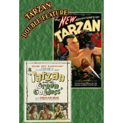 The New Adventures Of Tarzan / Tarzan & The Green Goddess