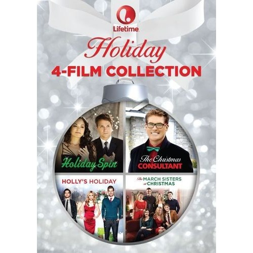 Lifetime: Holiday 4-Film Collection [2 Discs] [DVD]