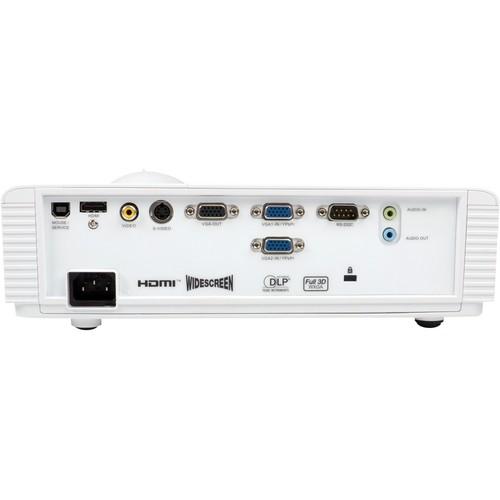 Optoma - 3D DLP Projector - 720p - HDTV - 16:10 - Multi