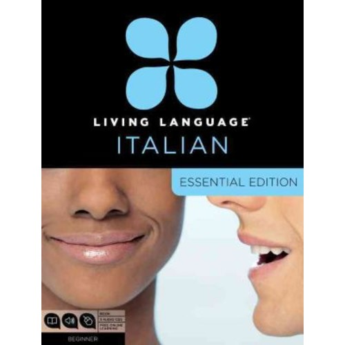 Living Language Italian, Essential Edition Living Language CD