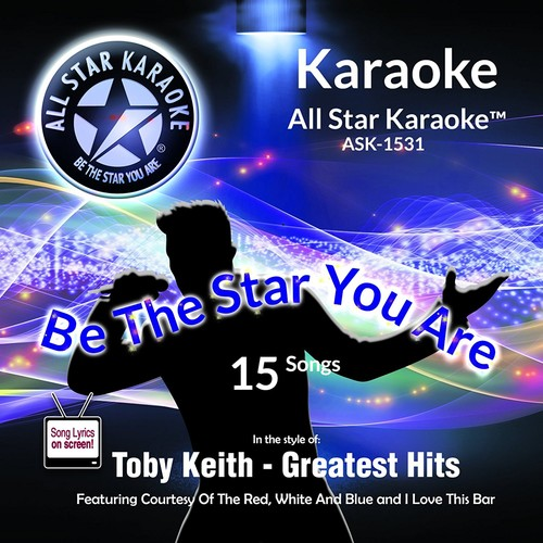 All Star Featuring Hits Originally Performed By Toby Keith ASK-1531