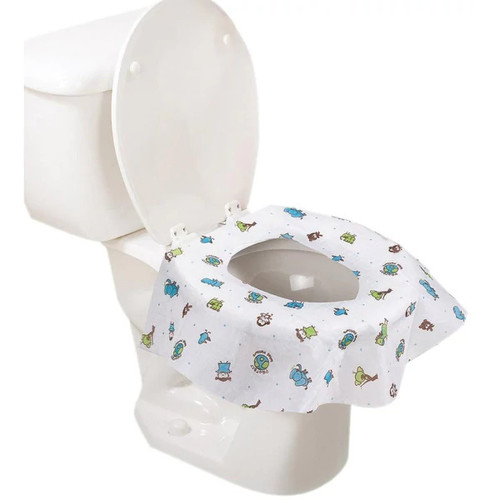 Summer Infant Keep Me Clean Disposable Potty Protectors (Case of 100)