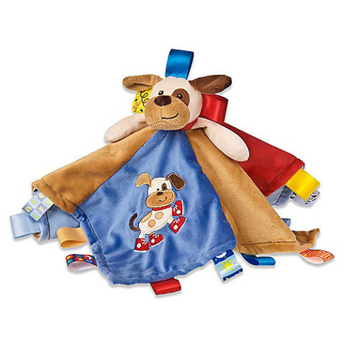 Taggies Buddy Dog Character Blanket