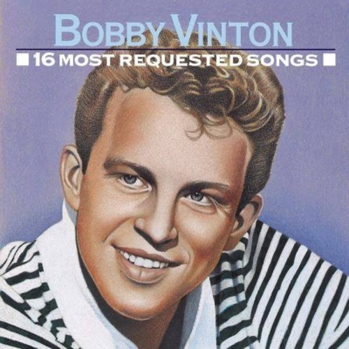 Bobby vinton - 16 most requested songs (CD)