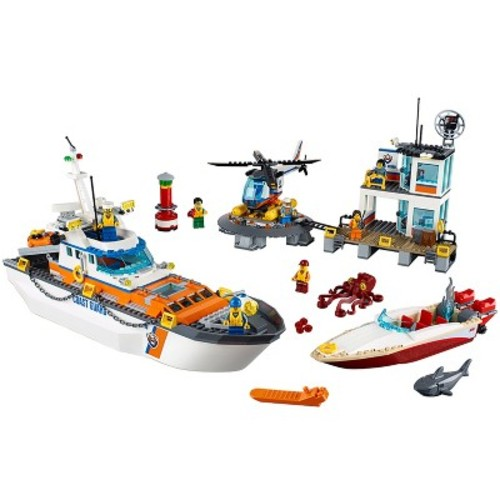 LEGO Coast Guard Coast Guard Head Quarters 60167