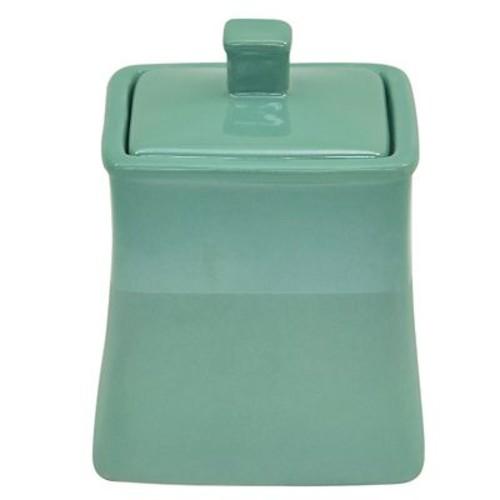 Jessica Simpson Home Kensley Jar; Aqua