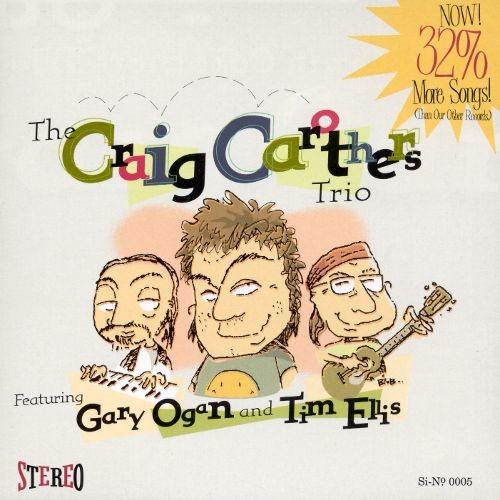 Craig Carothers Trio [CD]