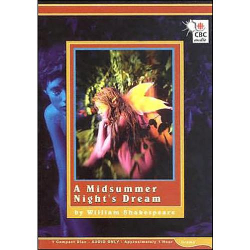 A Midsummer Night's Dream; Audio CD