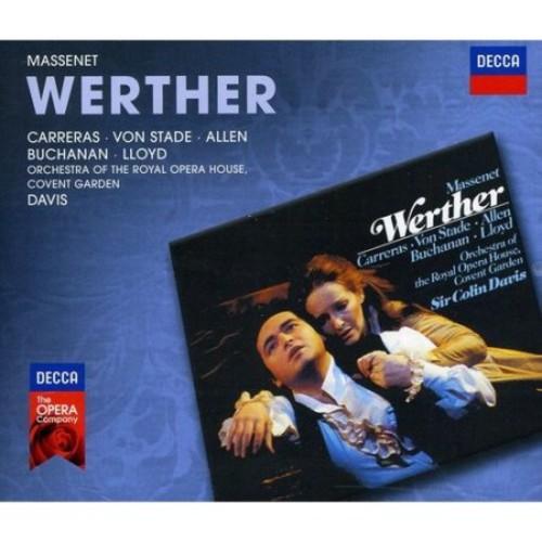 Massenet: Werther [2 CD] CD