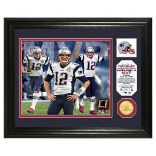 NFL New England Patriots Super Bowl LI Champions MVP Photo Mint