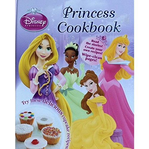 Princess Cookbook (Disney Princess)