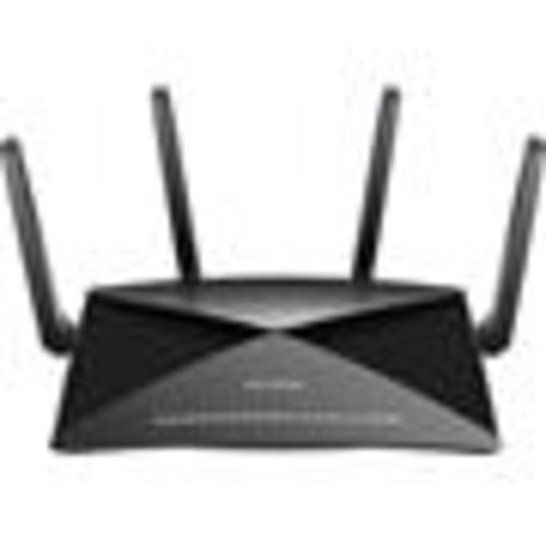 NETGEAR Nighthawk X10 AD7200 tri-band Wi-Fi router (R9000)