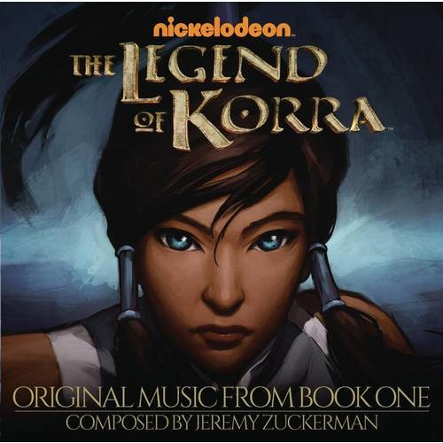 The Legend of Korra: Original Music from Book One [CD]